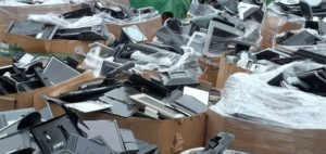 e-waste fraud